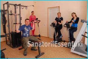 Фотографии санатория им. Сеченова в Ессентуках