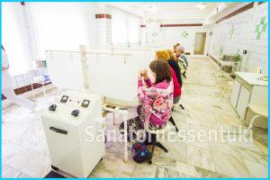 Фотографии санатория Виктория в Ессентуках