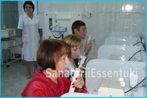 Фотографии санатория Русь в Ессентуках