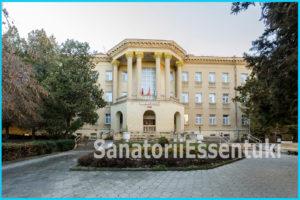 Фотографии санатория Шахтер в Ессентуках