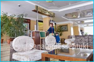 Фотографии санатория Казахстан в Ессентуках