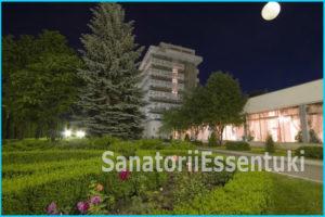 Фотографии санатория Металлург в Ессентуках