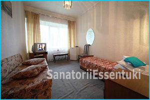 Фотографии санатория Украина в Ессентуках